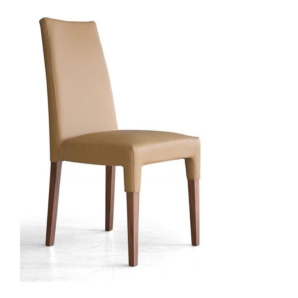 Jedálenská stolička Tattoo, cappuccino