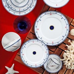 24-dielna sada porcelánového riadu Kutahya Panetio