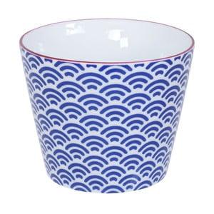 Modro-biely hrnček Tokyo Design Studio Star/Wave, 180 ml