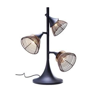 Stolová lampa Kare Design Rattan Tre