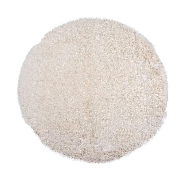 Krémový koberec Floorist Soft Bear,160cm