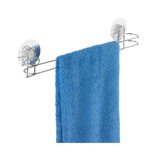 Samodržiaci vešiak na uteráky Wenko Static-Loc,45 cm