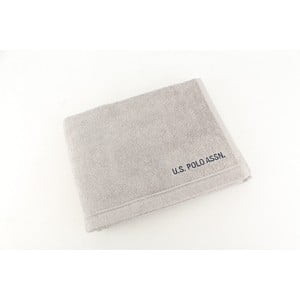 Osuška US Polo Taos Towel Grey, 70x140 cm