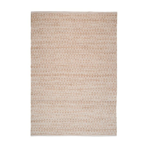 Vlnený koberec Bedford Beige, 160x230 cm