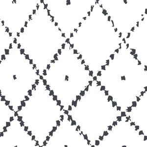 Čierno-biela tapeta do detskej izby Art For Kids Nomad, 48 x 1000 cm