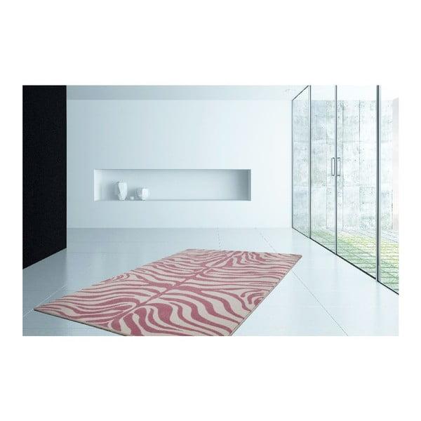 Koberec Fusion 830 Pink, 80x150 cm