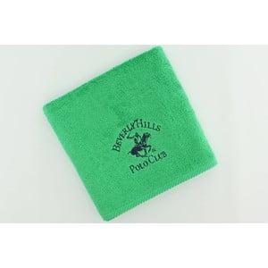 Bavlnený uterák BHPC 50x100 cm, zelený