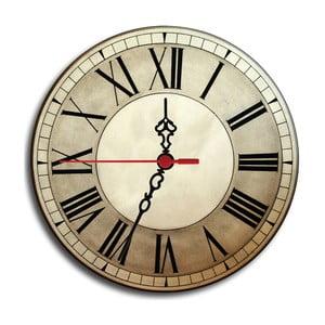 Nástenné hodiny Light Shabby, 30 cm