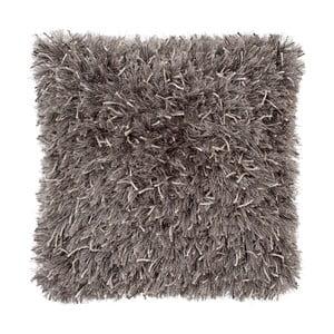 Vankúš Adofo Dark Grey, 45x45 cm