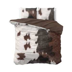 Obliečky na dvojlôžko z čistej bavlny Sleeptime Cowboy, 240×220 cm