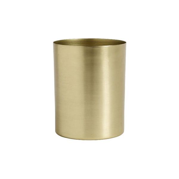 Kvetináč Brass, 10 cm