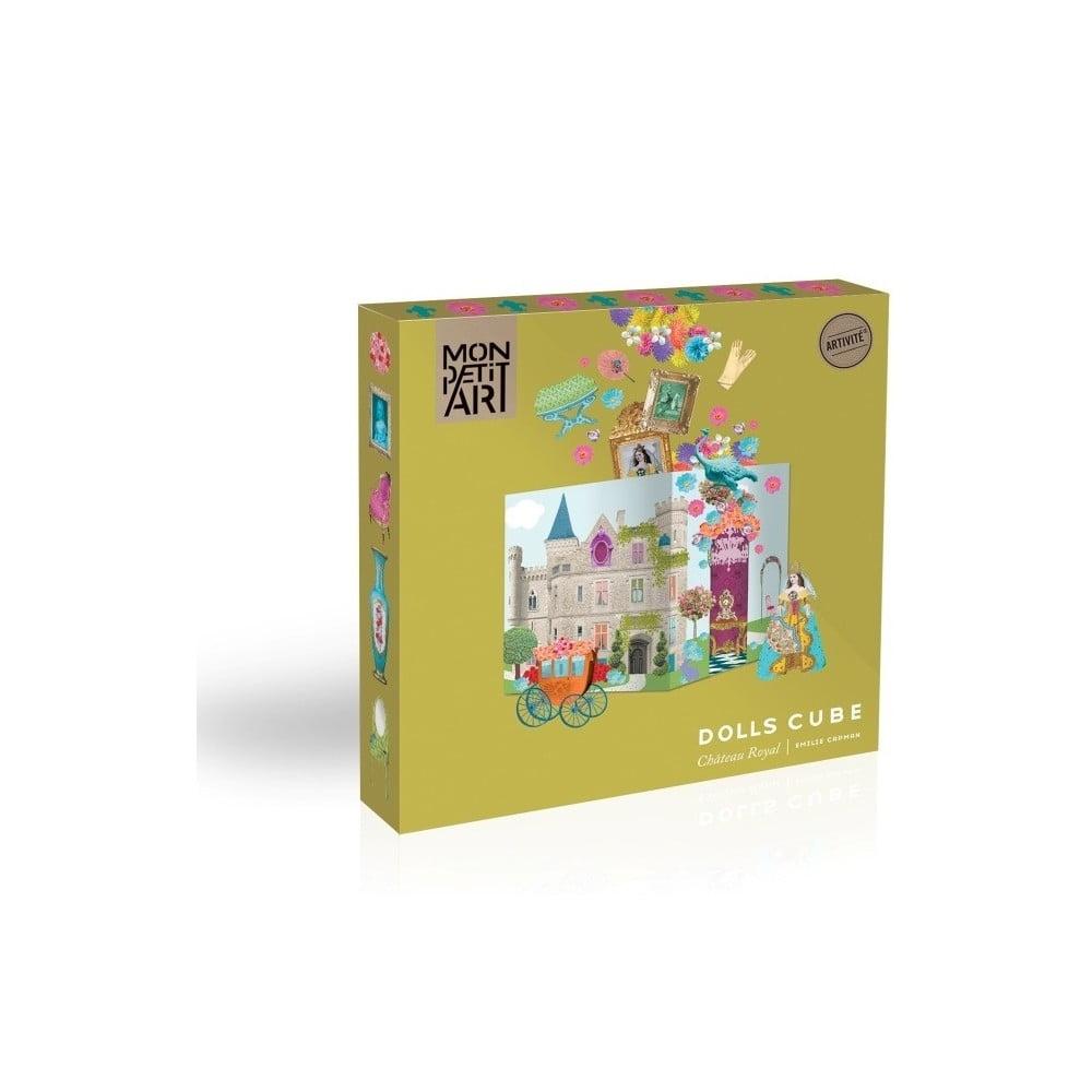 Domček pre bábiky Mon Petit Art Chateau