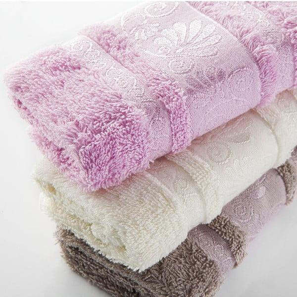 Sada 3 uterákov Carmen V1, 30x50 cm
