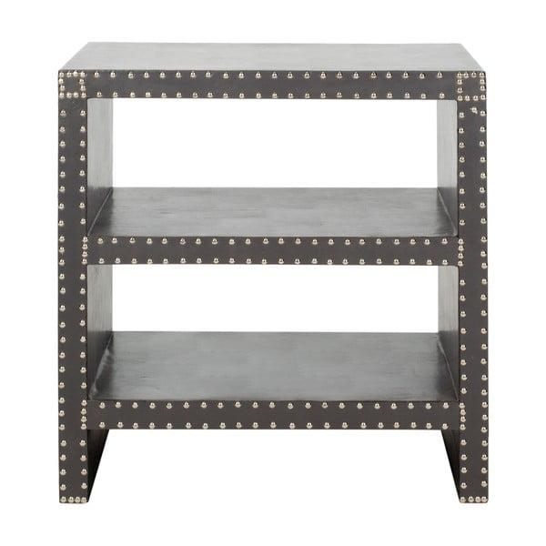 Odkladací stolík Tahla, sivý