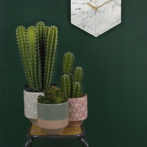 Kvetináč Present Time Hexagon
