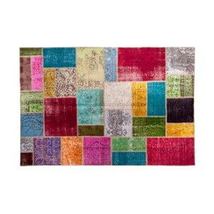 Vlnený koberec Allmode Multi Yan, 150x80 cm
