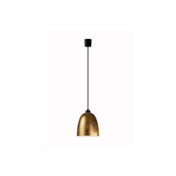 Zlaté závesné svietidlo Sotto Luce AWA