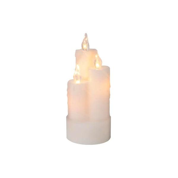 LED sviečka Wax Candle, 19 cm