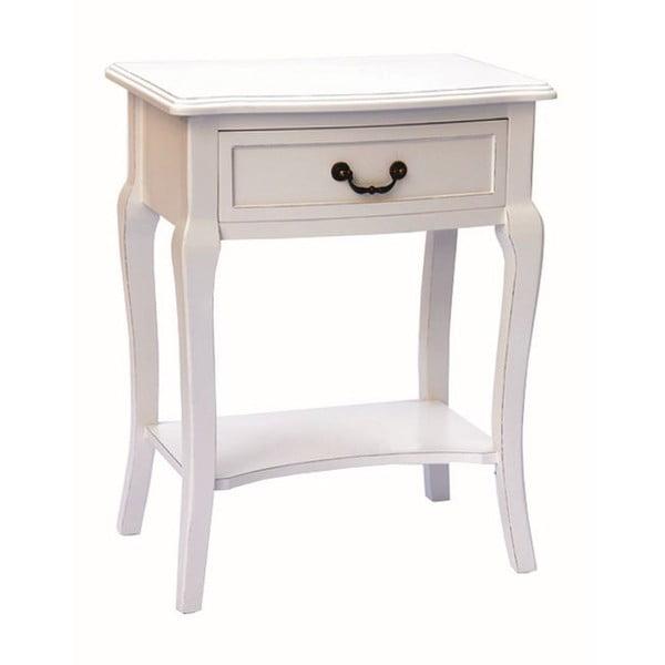 Odkládací stolík Groaer, 35x50x65 cm