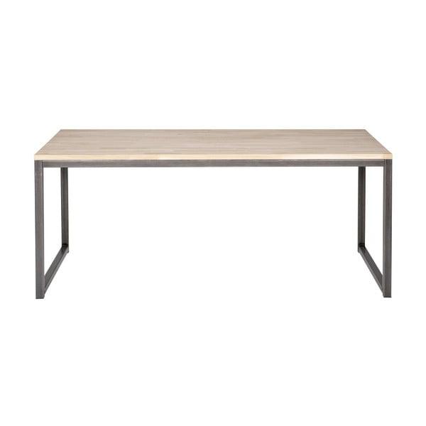 Jedálenský stôl z dubového dreva WOOOD Olivier, 90×180cm