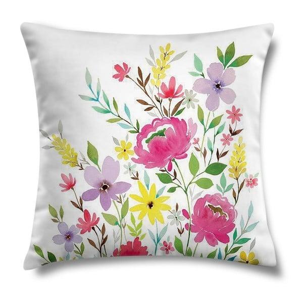 Vankúš Floral Joy, 43x43 cm