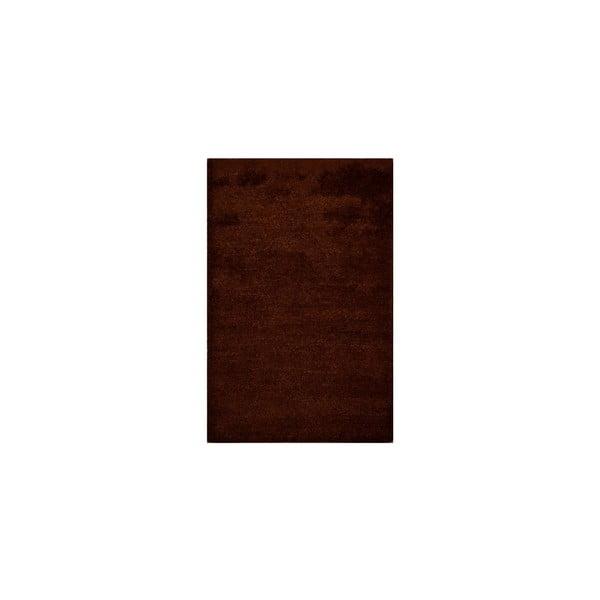Vlnený koberec Himalaya Choco, 170x240 cm