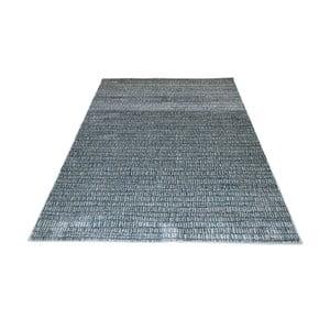 Vysokoodolný koberec Floorita Arte Silver Duro, 140 x 200 cm