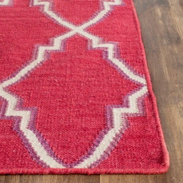 Vlnený koberec Safavieh Nico, 91 x 152 cm