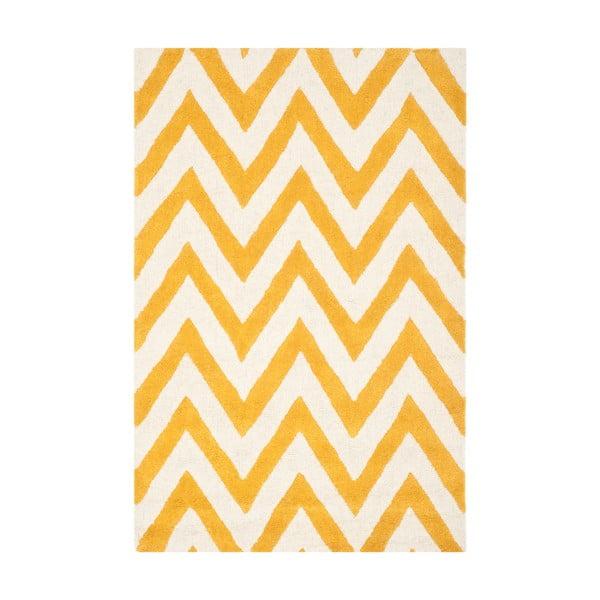 Vlnený koberec  Safavieh Stella Sunrise, 121 x 182 cm