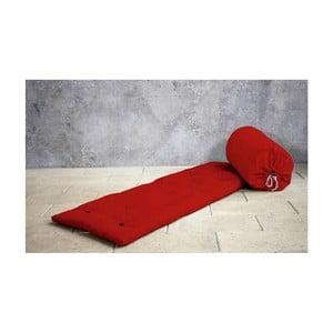 Futón/posteľ pre návštevy Karup Bed In a Bag Red