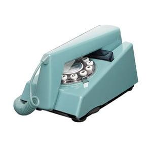 Retro funkčný telefón Trim French Blue