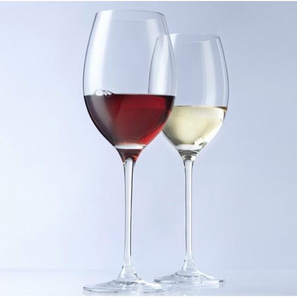 Sada 6 pohárov na červené víno LEONARDO Cheers, 520 ml