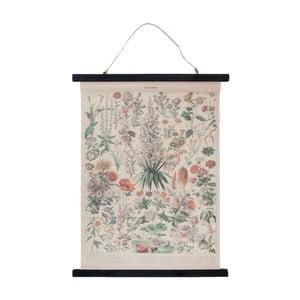 Nástenná dekorácia Clayre & Eef Hannah, 55 x 75 cm