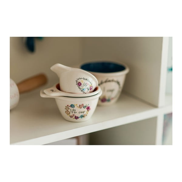 Sada 4 odmeriek Premier Housewares Pretty Things