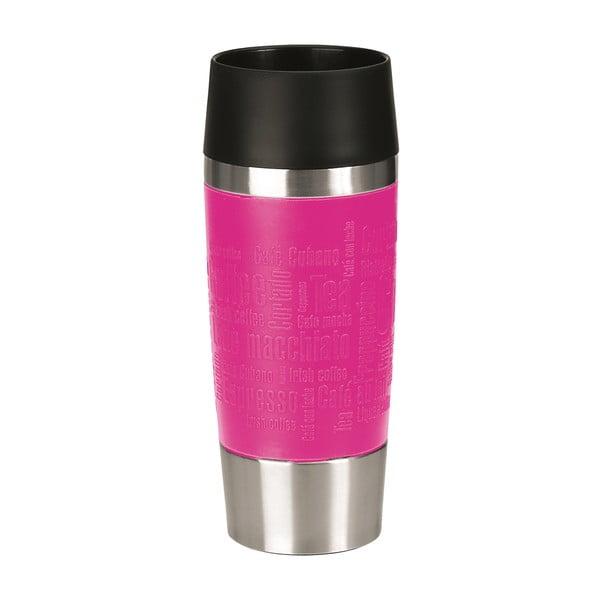 Cestovný termo hrnček Mug Pink