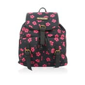 Batoh Anna Smith A4097DF Black and Pink