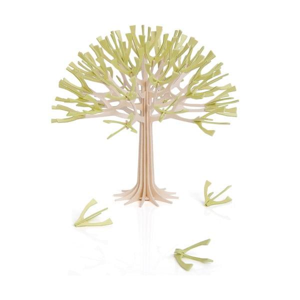 Skladacia dekorácia Lovi Season Tree Pale Green, 22 cm
