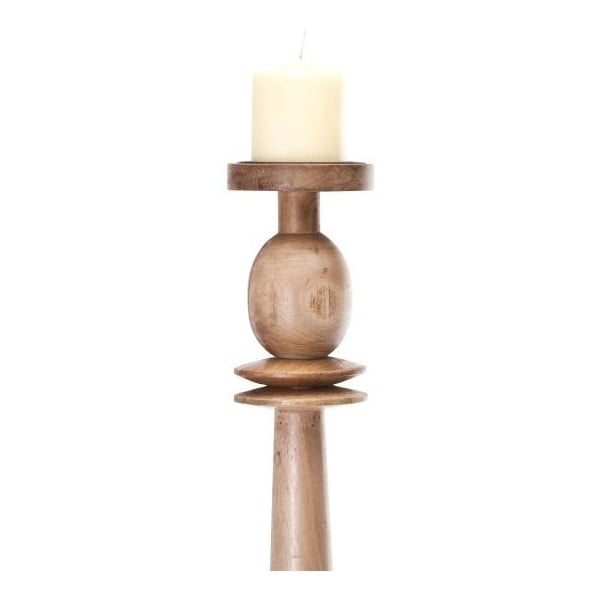 Drevený svietnik NORR11 Ida, 95 cm