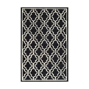 Vlnený koberec  Safavieh Elle Night, 152x243 cm