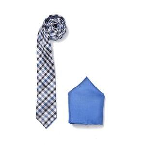Set kravaty a vreckovky Ferruccio Laconi 14