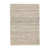 Ručne tkaný koberec Kilim Sari Silk Ivory, 140x200 cm