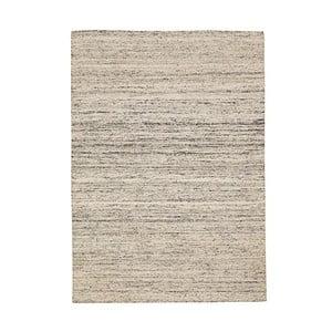 Ručne tkaný koberec Sari, 120x180 cm, smotanový