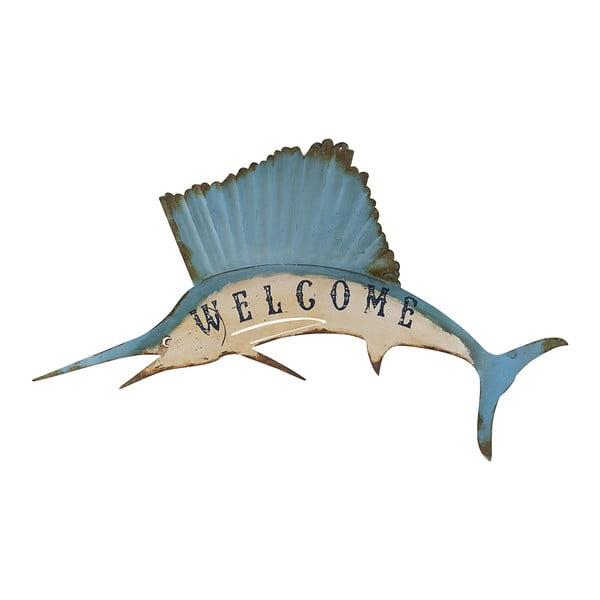 Nástenná dekorácia Athezza Marlin Welcome