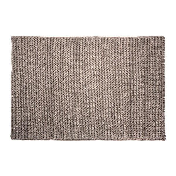 Koberec Circolare Grey, 140x200 cm