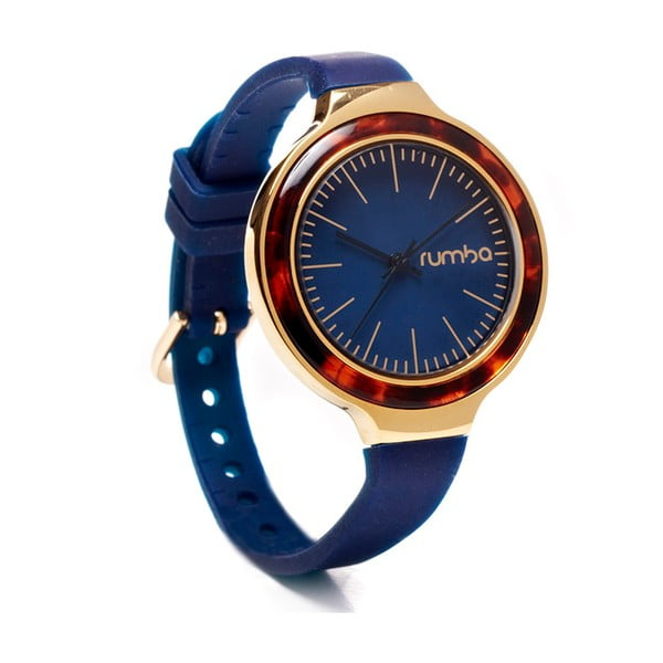 Dámske hodinky Orchard Tortoise Midnight Blue