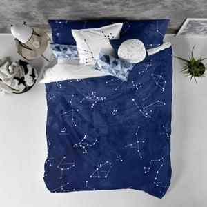 Balvnená obliečka na paplón Blanc Cosmos, 240×220 cm