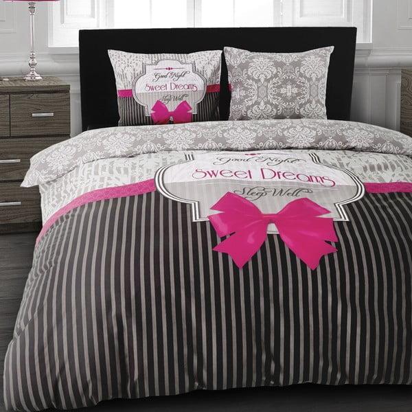 Obliečky Sweet dream Pink, 240x200 cm