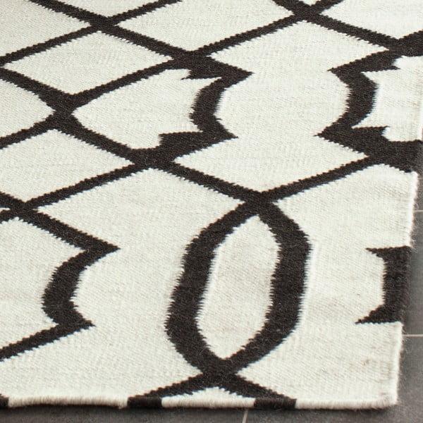 Vlnený ručne tkaný koberec Safavieh Margo, 152x243cm