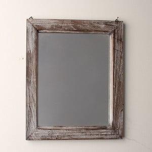 Zrkadlo Grey Days, 34x39 cm