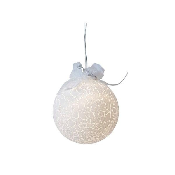 Svietiaca dekorácia Alba Ball Warm